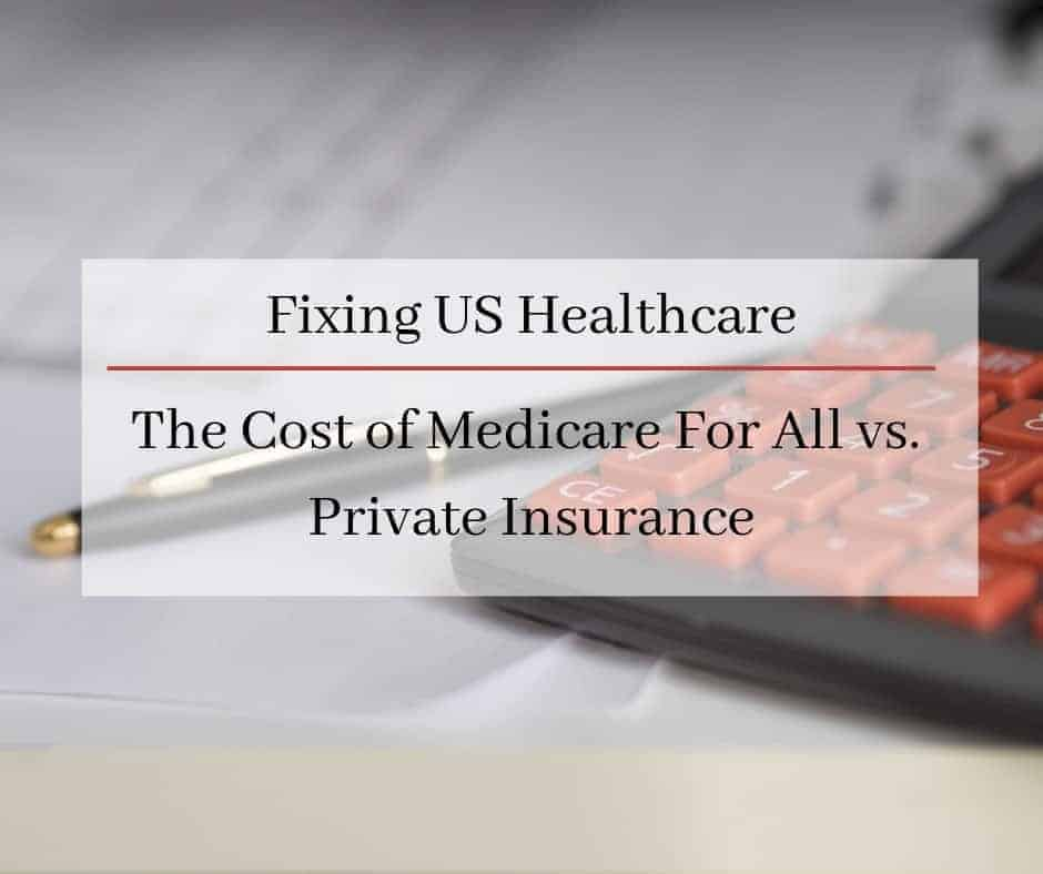 Medicare For All Cost