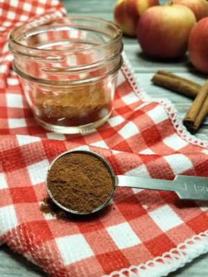 Apple Pie Spice {Vegan, Gluten-Free}