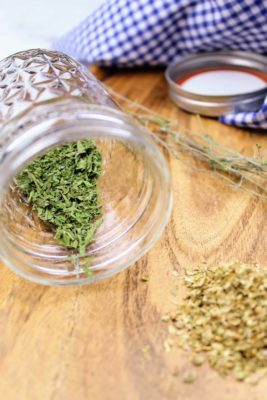 How To Dry Oregano In The Oven
